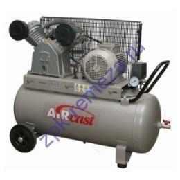 компрессор поршневой 690 л/мин, 10 бар, 4 кВт. 380 В, ресивер 100 л.