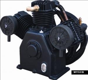 Блок поршневой (насос воздушный) W-115 II B (Двухступенчатый)