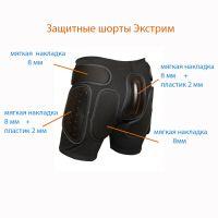 Защитные шорты Экстрим Бионт