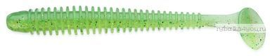 Купить Виброхвост Keitech Swing Impact 4,5 11,4 см / 8,9 гр цвет - 424 Lime Chartreuse(упаковка 6 шт)