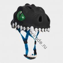 Защитный шлем Crazy Safety «Черный дракон»