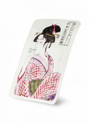 Японская омолаживающая маска для лица Q10 + Коллаген Mitomo