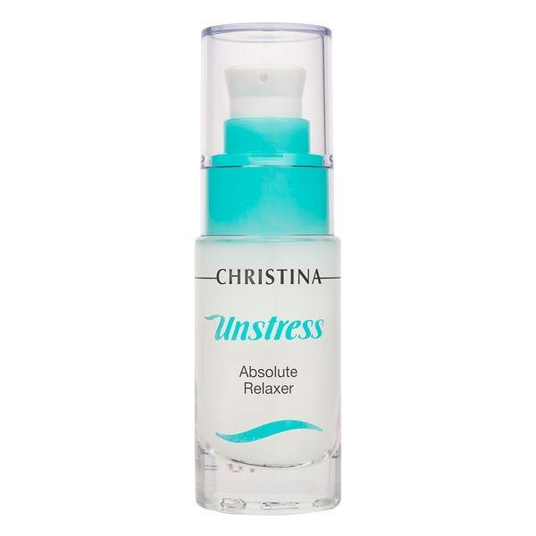 Сыворотка для абсолютного разглаживания морщин для лица Unstress Christina (Анстресс Кристина) 30 мл