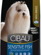 Farmina Cibau Sensitive Fish Mini Для собак мелких пород с рыбой (2,5 кг)