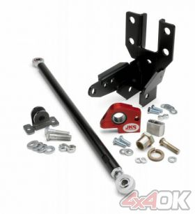 Front Trackbar and Sector Shaft Reinforcement Kit