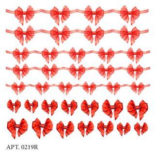 Слайдер-дизайн для ногтей № 0219