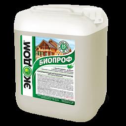 Консервирующий антисептик для защиты древесины ЭКОДОМ БИОПРОФ