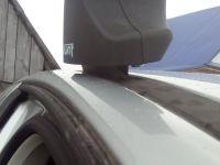 Багажник на крышу Peugeot 308, Атлант, крыловидные дуги