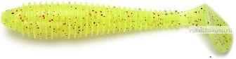 Купить Виброхвост Keitech Swing Impact Fat 5.8 14,7 см / 22,5 гр цвет PAL 01 Chartreuse Red Flake(упаковка 4 шт)