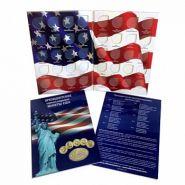 Альбом для 1$ монет Президенты США ( США Президенты)
