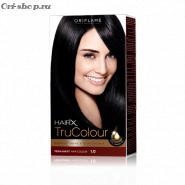 Стойкая краска для волос «Цвет-Эксперт».  Черный. 1.0