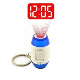 Проектор-Часы на брелке