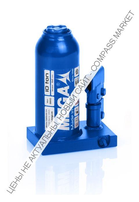 Домкрат бутылочный г/п 10000 кг., MEGA (Испания)