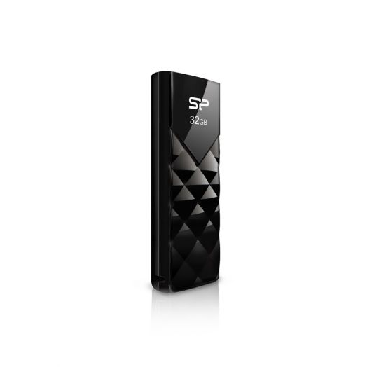 USB накопитель Silicon Power 4GB Ultima U03 Black