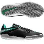 Детские футзалки Nike HyperVenomX Pro IC Junior чёрные