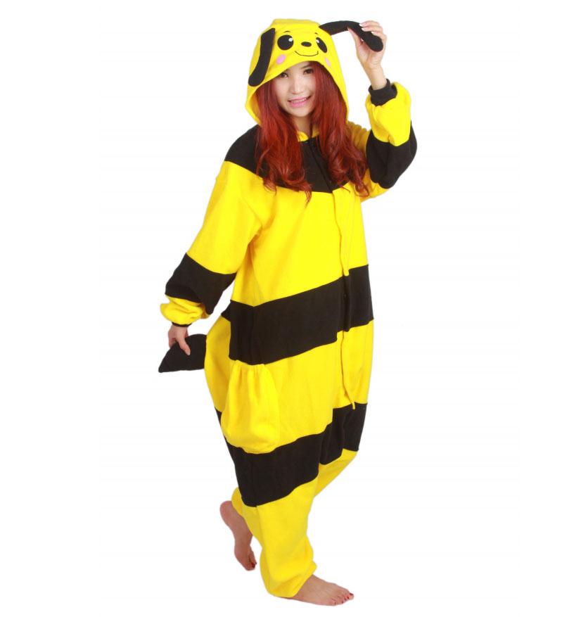 Пижама Кигуруми Пчела_01