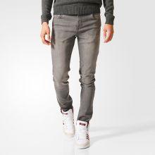 Джинсы adidas Men's Melbourne Grey Slim Jeans серые