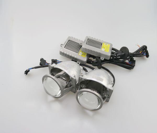 Bi-LED светодиодные модули (ближний/дальний) комплект 2 шт.