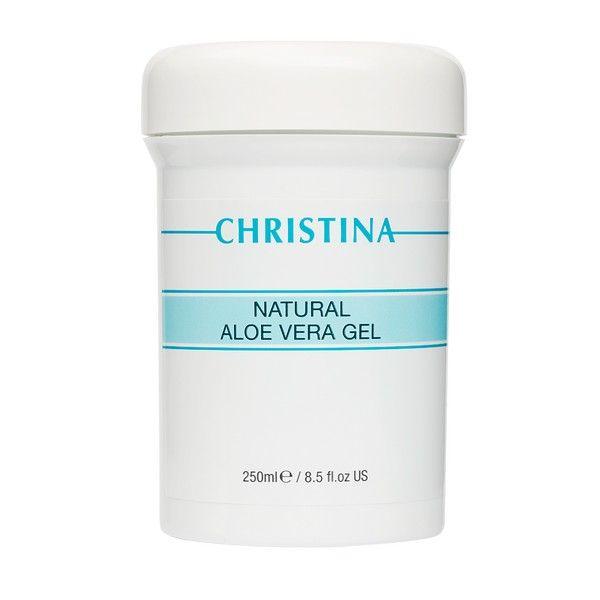 Натуральный гель алоэ вера Christina (Кристина) 250 мл