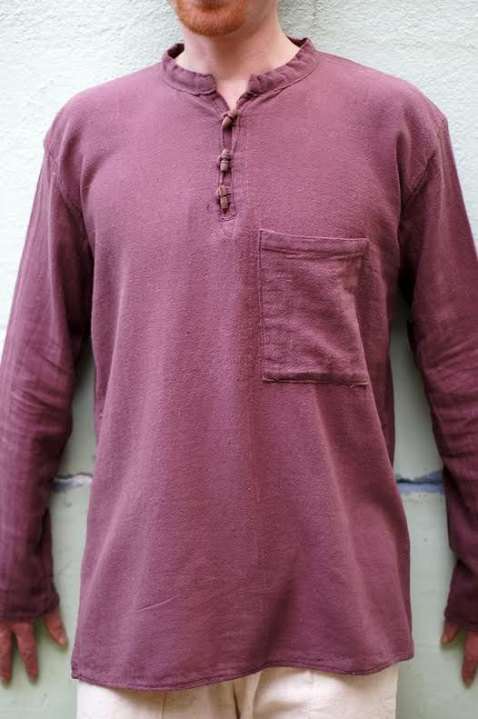 Разные цвета! Мужские рубашки из органического хлопка (СПб)