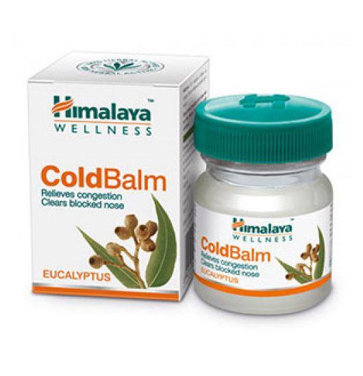 Бальзам от простуды и насморка Himalaya Cold Balm 10 г (Москва)