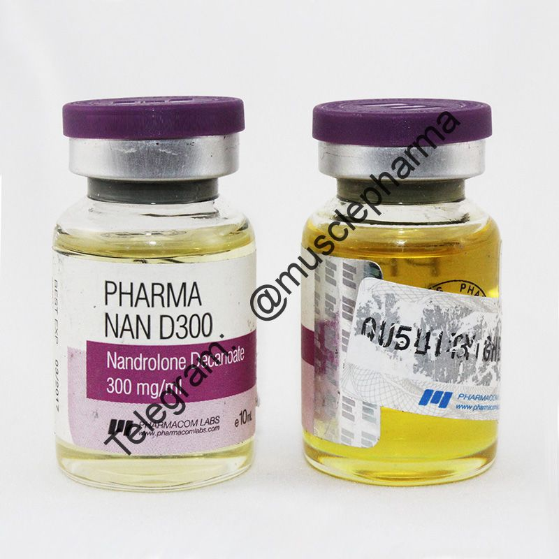 PHARMANAN-D 300 (PHARMACOM LABS). 300mg/ml 10ml * флакон