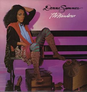 Donna Summer 1980-The Wanderer (Mint Japan)
