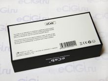 Стартовый набор Joyetech eCab 360 mAh белый