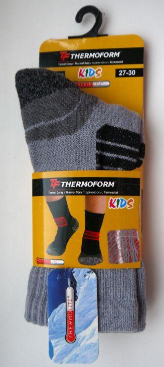 Термоноски детские TERMOFORM