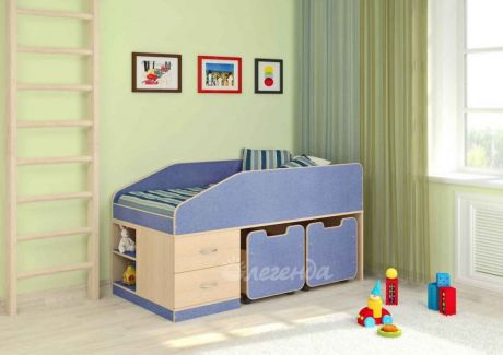 Детская Кровать-чердак  Легенда 8
