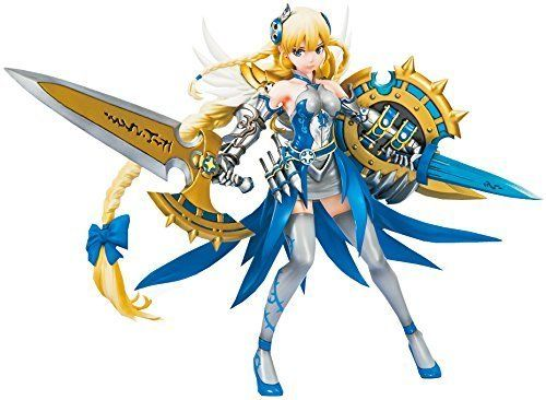 Фигурка Puzzle & Dragons: Azure Maiden Graceful Valkyrie Prize