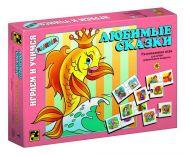 Настольная игра Любимые сказки 76038 Step Puzzle