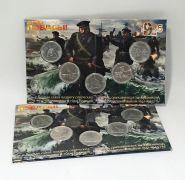 70 лет - Крымские сражения в капсульной открытке