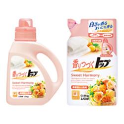 Японское жидкое средство для стирки со смягчителем LION Топ в ассортименте