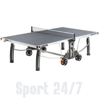 Теннисный стол складной Cornilleau  500m Crossover Outdoor grey 155607