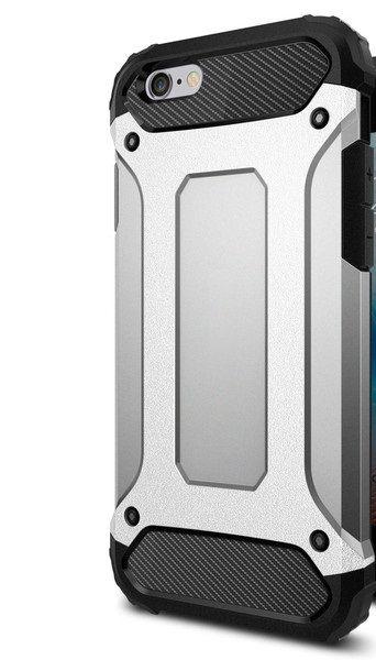 Чехол Tough Armor Tech iPhone 6/6s (satin silver)