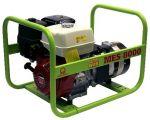 Миниэлектростанция портативная бензиновая PRAMAC MES8000 Двигатель Honda GX 390 Номинальная мощность, КВА 7,0 400 V 50Hz (4.0 КВА 230V 50Hz)