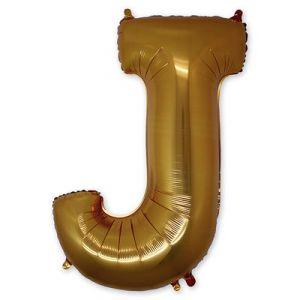 Шар-фигура буква J