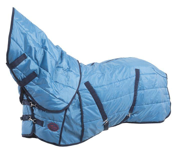 """Денниковая попона """"Horse Comfort"""", С ПОЛНОЙ ШЕЕЙ. верх 320 ДЕН, наполнитель 200 гр, нейлоновая подкладка"""