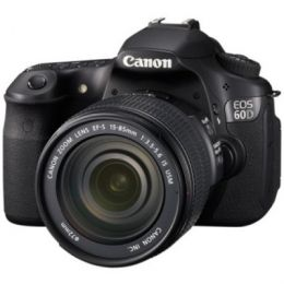 Canon EOS 60D Kit 15-85 IS USM