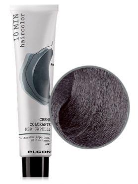 Elgon 10 MIN Крем-краска №4 CHO коричнево-шоколадный