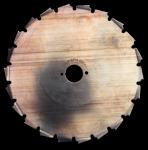 Диск для кустореза, Маxi 225-22T (20 мм), d - 225 мм