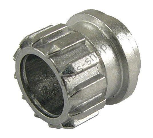 Муфта шнека 753348, для мясорубок Bosсh/Siemens, металл