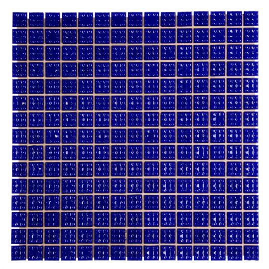 Мозаика стеклянная Aquaviva С63N(5) кобальт