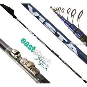 Удочка с кольцами EastShark Vista 500 ( 5 метров, 10-45гр)
