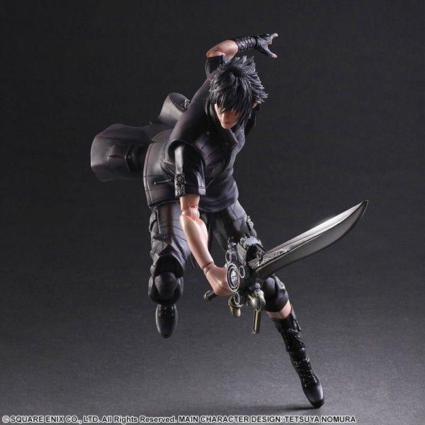 Фигурка Final Fantasy XV Play Arts Kai Noctis