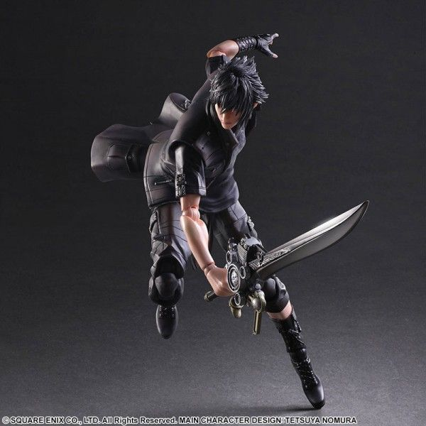 Фигурка Final Fantasy XV Play Arts Kai Noctis