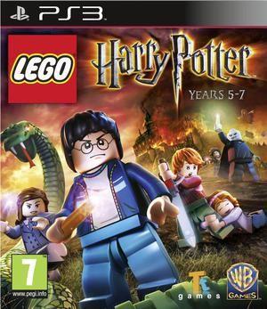 Игра LEGO Гарри Поттер: годы 5-7 (Harry Potter) (PS3)
