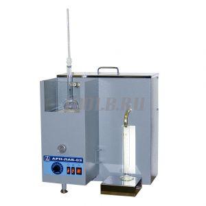 АРН-ЛАБ-03 - аппарат для разгонки нефтепродуктов