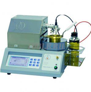 ТВО-ЛАБ-11 - аппарат для определения температуры вспышки в открытом тигле